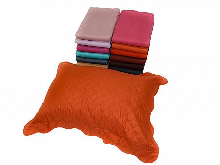 Porta Travesseiros Liso Elegance Collection -    2 Peças Tamanho 50CM x 70CM