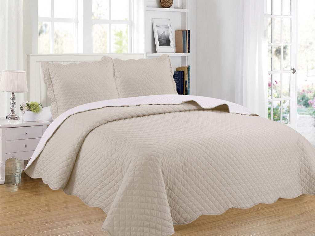 Kit Cobre Leito Elegance Collection - Solteiro 1,60M X 2,20M + 1 Porta travesseiro 50CM x 70CM