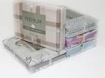 Jogo de Cama Premium Collection - Queen 1,58M x 1,98M x 30CM - 100% Algodão