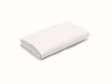 Lençol Realeza - Casal 2,20M x 2,40M - Percal 150 fios, 52% algodão, 48% poliéster